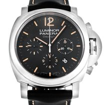 パネライ (Panerai) Panerai Luminor Automatic Chronograph Daylight...