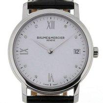 Baume & Mercier Classima 33 White Dial Diamonds