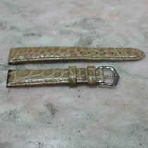 Van Der Bauwede eather strap light brown mm14 with steel...