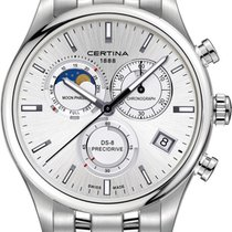 Certina DS-8 Moon Phase C033.450.11.031.00 Herrenchronograph...