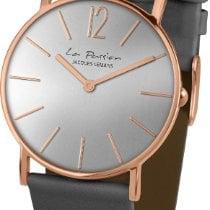 Jacques Lemans La Passion LP-122I Damenarmbanduhr flach &...