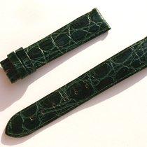 Zenith Croco Band Armband Grün Green 18 Mm Für Dornschliesse...