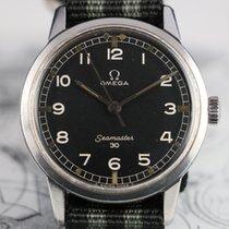 "Omega SEAMASTER 30 135.007-64 ""MILITARY DIAL"" Vintage..."