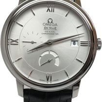 Omega Prestige Co-Axial Power Reserve 39.5mm 424.13.40.21.02.001