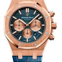 Audemars Piguet Royal Oak Chronograph 18K Pink Gold Watch