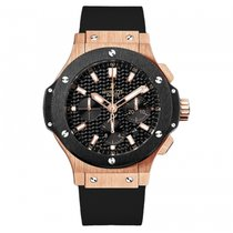 Hublot Big Bang 44mm Evolution  18K Red Gold Mens WATCH...