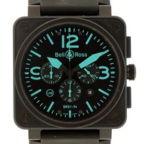 Bell & Ross BR01-94 BLUE LIMITED EDITION 500  P