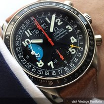 Omega Original Omega Triple Date Speedmaster Automatic Automatik