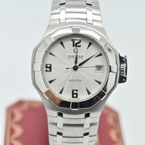 Concord Saratoga  Silver / Grey     Stainless Steel   Quartz...