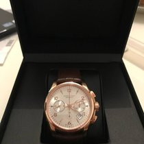 Hamilton Jazzmaster Auto Chrono Rose Gold Men