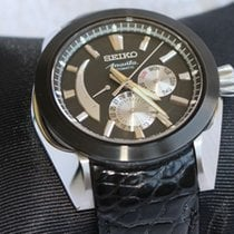 Seiko Ananta 6R21 Automatic Power Reserwe Day Date- men's...
