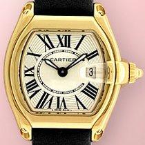 "Cartier ""Roadster"" Strapwatch."