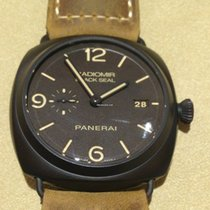 Panerai Radiomir Composite Black Seal 3 Days PAM505 Ref. PAM00505