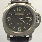 Panerai Luminor 8 Days Titanium PAM00562 Deutsche Pap.