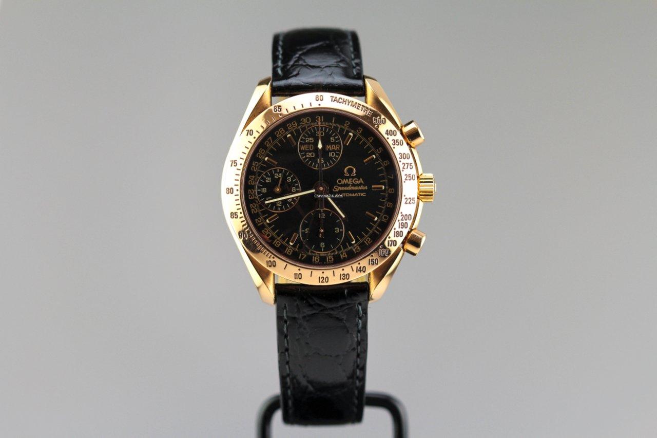 omega speedmaster triple date chrono Offered in catawiki's exclusive watch auction: omega - speedmaster black dial chronograph triple date - mężczyzna - 2000-2010 automatyczny - stal - dokumenty.