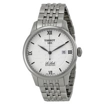 Tissot Men's T41183350 T-Classic Le Locle Watch