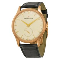 Jaeger-LeCoultre Master Grande Ultra Thin Automatic Rose Dial...