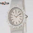 Omega Ladies White Gold 18k and Diamonds Quartz