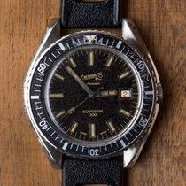 Eberhard & Co. scafograf 300 vintage diver