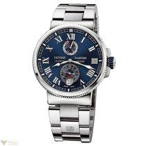Ulysse Nardin Marine Chronometer Stainless Steel Men's