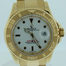 Rolex YACHT-MASTER 18K YELLOW GOLD 16628 SERVICED 2 YR WARRANTY