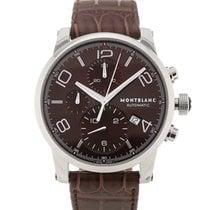 Montblanc Timewalker 43 Chronograph Brown Dial
