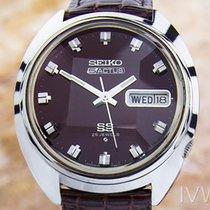 Seiko Actus Mens Vintage Day Date Automatic 76106 7600...