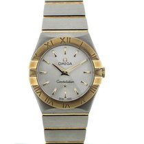 Omega Constellation Lady BiColor