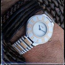 "Cartier unisex  31mm MUST DE CARTIER"" 21"" Vintage Watch"