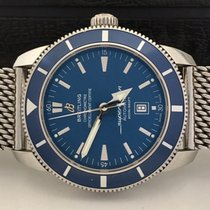 Breitling Superocean Heritage Automatic 46mm Pulseira Mesh
