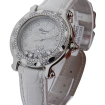 Chopard Happy Sport Snowflakes with WG Diamond Bezel