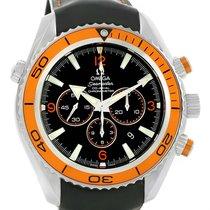 Omega Seamaster Planet Ocean Chronograph Mens Watch 2918.50.82