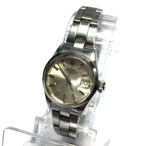Rolex Oyster Perpetual Date Stainless Steel Ladies Watch W/...