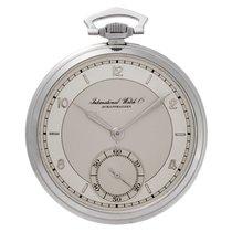 IWC Schaffhausen antique pocket watch