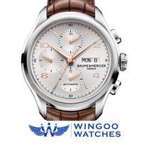 Baume & Mercier Clifton Chronograph Watch Ref. M0A10129
