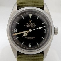 Rolex Oyster Perpetual Explorer Chronometer Stainless Steel...