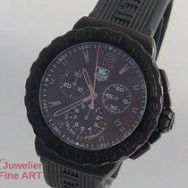 TAG Heuer Formula 1 Chronograph - Quarz-Edelstahl/PVD/Kautschuk