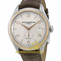 Baume & Mercier Clifton Automatic Silver - 10139