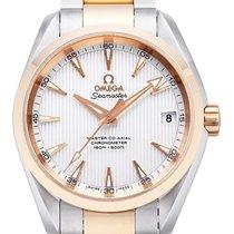 Omega Seamaster Aqua Terra Master Co-Axial 38 231.20.39.21.02.001