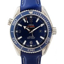 Omega 232.92.38.20.03.001 Planet Ocean 600M Co-Axial 37.5mm...