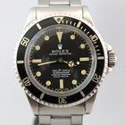 """Rolex Submariner 5512 """"4 Line"""" 1970"""