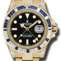 Rolex GMT-Master II Yellow Gold 116758SA