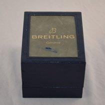 Breitling Uhren Box Watch Box Case Rar Vintage Kunstleder 5