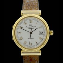 IWC Da Vinci Ref.: 1850 - Gelbgold - Box/Papiere - Pelaton...