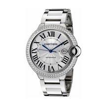 Cartier Ballon Bleu Automatic Mens Watch Ref WE9009Z3