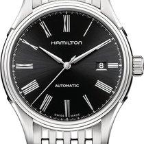 Hamilton Valiant H39515134 Herren Automatikuhr Klassisch schlicht