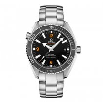 Omega Seamaster Planet Ocean Automatic Co-Axial Date Mens...