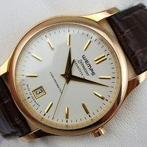 Wempe Zeitmeister Chronometer Quarz - Roségold PVD