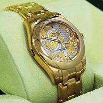 Rolex Masterpiece Datejust 81208 18k Yellow Gold Goldust Mop...