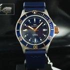 Glycine Watch Combat Sub 2-tone Blue Dial